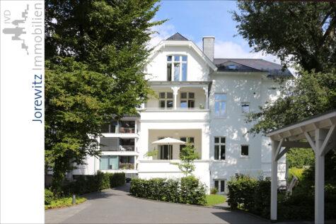 Wohntraum Bi-West – Nähe Klösterchen: Sanierte Altbauwohnung mit modernster Energietechnik, 33615 Bielefeld, Maisonettewohnung