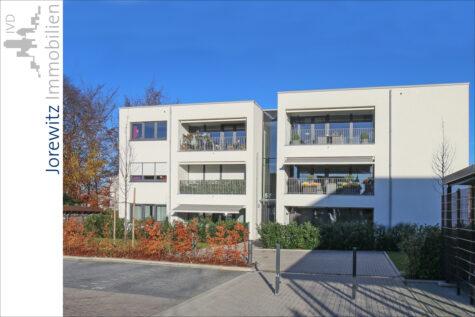 Bielefeld-Heepen: Gemütliche 3 Zimmer-Wohnung mit Terrasse im Ortszentrum, 33719 Bielefeld, Terrassenwohnung