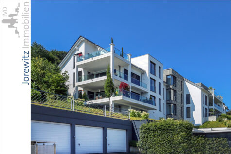 Bi-Musikerviertel: Wohntraum in Toplage mit großem Balkon, Fernblick und Einbauküche, 33604 Bielefeld, Erdgeschosswohnung