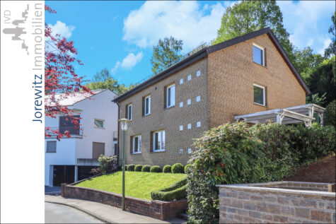 Bi-Musikerviertel: Gemütliche 3 Zimmer-Wohnung mit traumhaften Fernblick, 33604 Bielefeld, Dachgeschosswohnung