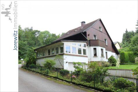 Gemütliches Einfamilienhaus in Top Waldrandlage von Hoberge-Uerentrup – Nähe Tierpark, 33619 Bielefeld, Einfamilienhaus