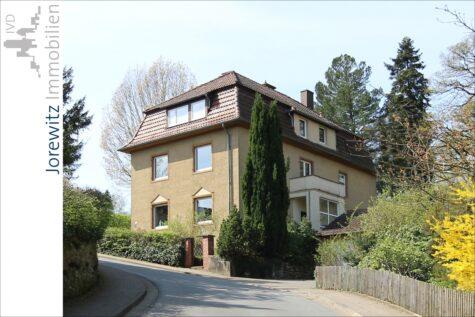 Den Botanischen Garten als Nachbarn – Dreifamilienhaus in Top-Lage von Bielefeld-Gadderbaum, 33617 Bielefeld, Mehrfamilienhaus