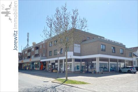 Bielefeld-Heepen direkt im Dorfkern: Sehr gepflegtes Ladenlokal mit großer Schaufensterfläche, 33719 Bielefeld, Ladenlokal