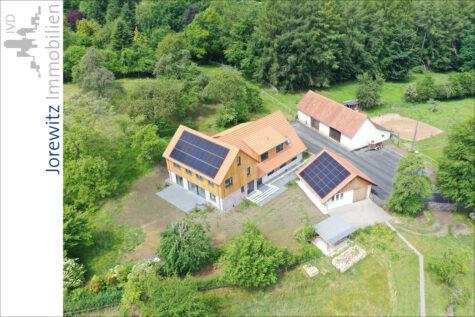 Top-Lage in der Sieker-Schweiz: Wunderschön saniertes Anwesen zum Wohlfühlen, 33605 Bielefeld, Reihenendhaus