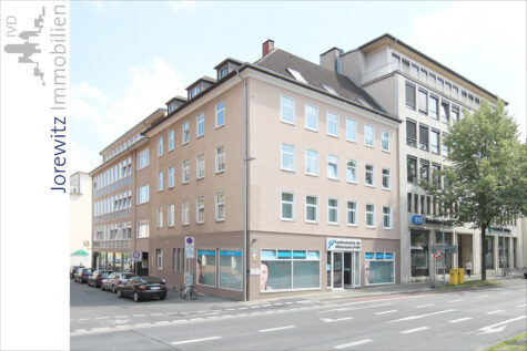 Schicke Bürofläche in der Bielefelder-Altstadt – Nähe Landgericht, 33602 Bielefeld, Bürofläche