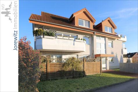 Bielefeld-Quelle: Gepflegte und gut aufgeteilte 3 Zimmer-Wohnung mit Terrasse, 33649 Bielefeld, Erdgeschosswohnung