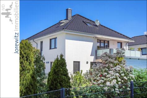 Bi-Heepen: Traumhafte und exklusive 4 Zimmer-Maisonettewohnung mit großem Balkon, 33719 Bielefeld, Maisonettewohnung