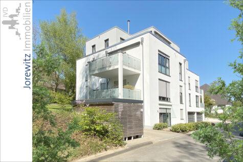 Bielefeld-Mitte: 5 Zimmer-Wohntraum direkt am Botanischen Garten (Sackgasse), 33617 Bielefeld, Etagenwohnung