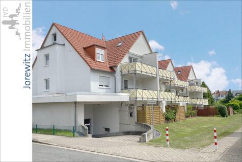 Bi-Schildesche: Familienfreundliche 4 Zimmer-Wohnung mit Terrasse und Tiefgaragenplatz, 33611 Bielefeld, Terrassenwohnung