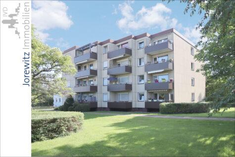 Tolle Kapitalanlage in Bielefeld-Heepen: 2 Zimmer-Wohnung mit Balkon und Garage, 33719 Bielefeld, Etagenwohnung
