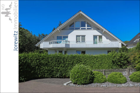 Traumlage in Bielefeld Hoberge-Uerentrup: Schicke 3 Zimmer-Wohnung mit großem Balkon, 33619 Bielefeld, Etagenwohnung