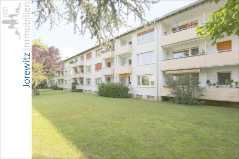Zwischen Bielefeld-City und Radrennbahn: 3 Zimmer-Wohnung mit Sonnenbalkon, nahe der Lutter, 33607 Bielefeld, Etagenwohnung