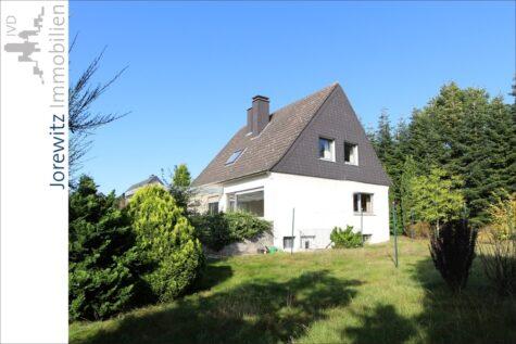Bi-Jöllenbeck: Familienfreundliches Einfamilienhaus mit schönem Garten, 33739 Bielefeld, Einfamilienhaus
