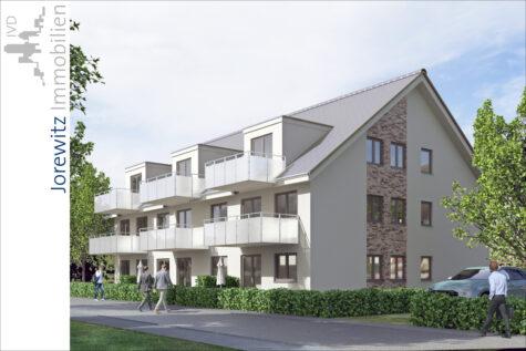 Bielefeld-Oldentrup: Moderne und helle 3 Zimmer-Neubauwohnung mit Balkon, 33719 Bielefeld, Etagenwohnung