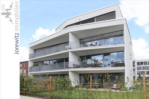 Bi-City – Lenkwerk: Tolle 3 Zimmer-Wohnung mit Balkon und Einbauküche, 33609 Bielefeld, Etagenwohnung