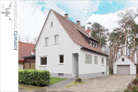 Bielefeld-Ummeln: Einfamilienhaus in ruhiger Waldrandlage, 33649 Bielefeld, Einfamilienhaus