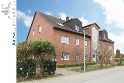 Bielefeld-Ubbedissen: Familienfreundliche 4 Zimmer-Wohnung mit Balkon, 33699 Bielefeld, Etagenwohnung