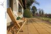 Wohnen auf einer Ebene: Bungalow mit schönem Gartengrundstück in Lage-Müssen - 004 - Terrasse- Ansicht 1