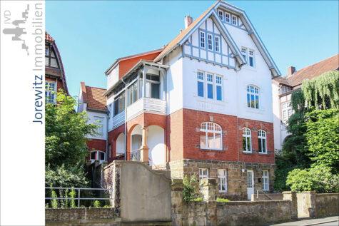 Charmante Altbauwohnung mit Balkon mitten in der Altstadt von Bad Salzuflen, 32105 Bad Salzuflen, Etagenwohnung