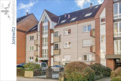 Bi-West – Nähe Siegfriedplatz: 2,5 Zimmer-Wohnung mit 2 Balkonen – ideal als Kapitalanlage, 33615 Bielefeld, Etagenwohnung