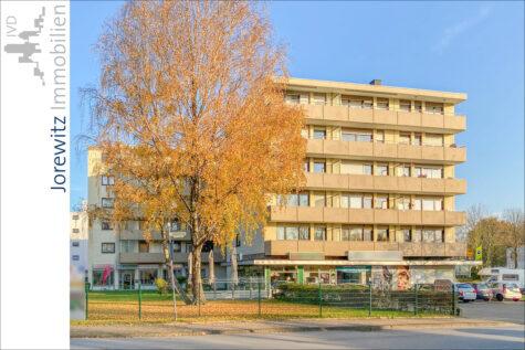 Tolle Kapitalanlage in Bielefeld-Oldentrup: 4 Zimmer-Wohnung mit Balkon und schönem Ausblick, 33719 Bielefeld, Etagenwohnung