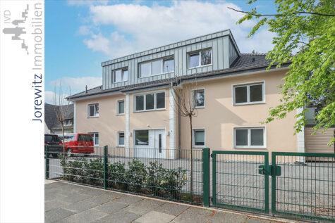 Bielefeld-Senne: Exklusive 3 Zimmer-Wohnung mit Einbauküche und großem Balkon (Erstbezug), 33659 Bielefeld, Etagenwohnung