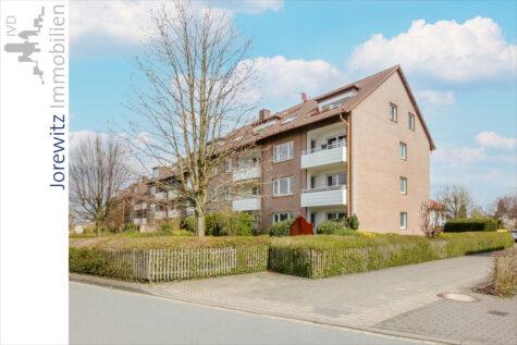 Bielefeld-Ubbedissen: Familienfreundliche Wohnung mit Balkon (WBS-Schein erforderlich), 33699 Bielefeld, Etagenwohnung