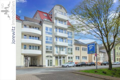 Bi-Altstadt: Moderne 3,5 Zimmer-Citywohnung mit schönem Balkon, 33602 Bielefeld, Etagenwohnung