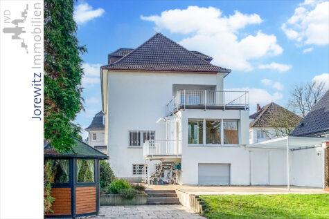 Absolute Spitzenlage am Oetkerpark: 3 Zimmer-Wohnung mit Dachterrasse für Mieter ab Mitte 40, 33615 Bielefeld, Etagenwohnung